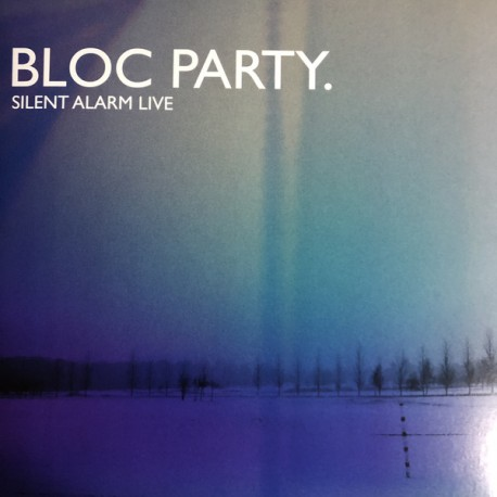 Bloc Party ‎– Silent Alarm Live - LP Vinyl Album