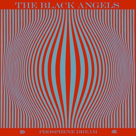 The Black Angels – Phosphene Dream - LP Vinyl Album + Free MP3
