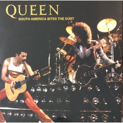 Queen ‎– South America Bites The Dust - Double LP Vinyl Coloured Limited Edition