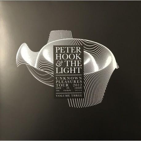 Peter Hook And The Light – Unknown Pleasures - Live In Leeds - LP Vinyl Album