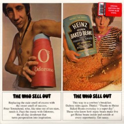 The Who ‎– The Who Sell Out - LP Vinyl Album Coloured