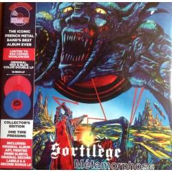 Sortilège – Métamorphose - Double LP Vinyl Album - RSD 2019 - Coloured Edition