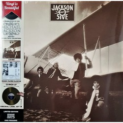 Jackson 5 Five ‎– Skywriter - LP Vinyl Album Coloured Limited Edition