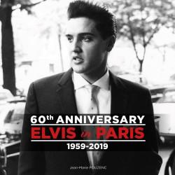 Elvis In Paris - 1959-2019 - 60th Anniversary - LP Vinyl Album + Book + CD