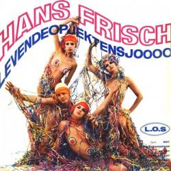 Hans Frisch – Levende Opjekten Sjooo - LP Vinyl Album Gatefold