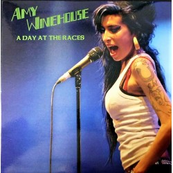 Amy Winehouse – A Day At The Races - LP Vinyl Album - Coloured Edition