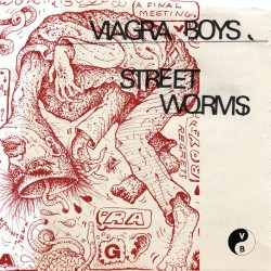 Viagra Boys ‎– Street Worms - LP Vinyl Album
