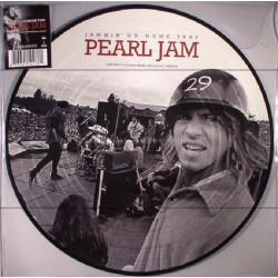 Pearl Jam – Jammin' On Home Turf – 1995 Self Pollution Radio Broadcast, Seattle - LP Vinyl Album