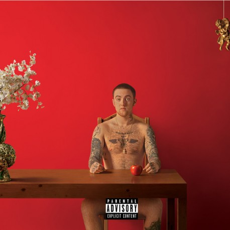 Mac Miller – Watching Movies With The Sound Off - Double LP Vinyl Album Coloured