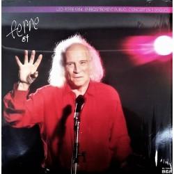 Léo Ferré – Ferré 84, Enregistrement Public Champs Elysées - 3 LP Vinyl Album