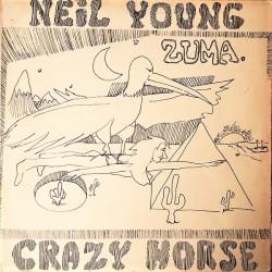 Neil Young & Crazy Horse – Zuma - LP Vinyl Album - France 1975