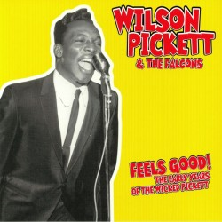 Wilson Pickett - Feels Good - The Early Years Of The Wicked Pickett - LP Vinyl Album