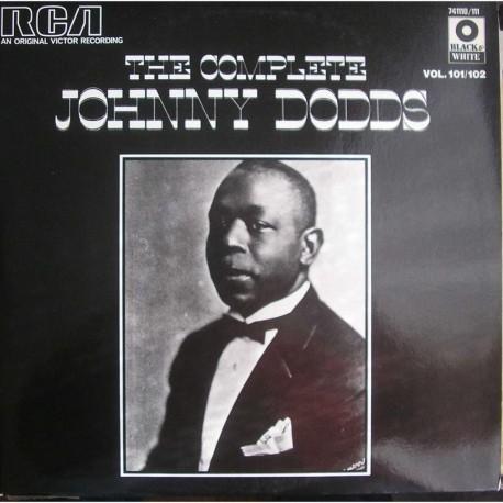 Johnny Dodds – The Complete Johnny Dodds - Double LP Vinyl Album