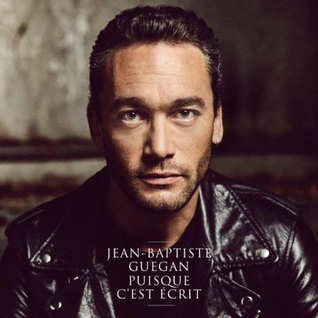 Jean-Baptiste Guegan - Puisque c'est écrit - Double LP Vinyl Album