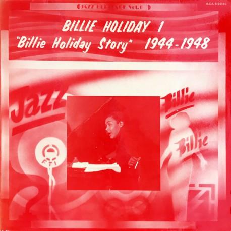 "Billie Holiday – ""Billie Holiday Story"" Vol. 1 1944-1948 - LP Vinyl Album"