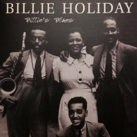 Billie Holiday – Billie's Blues album LP Coloured Clear