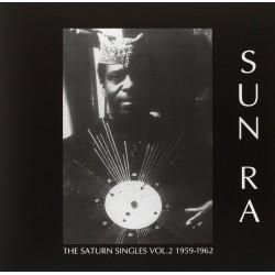 Sun Ra – The Saturn Singles Vol. 2 1959-1962 - LP Vinyl Album