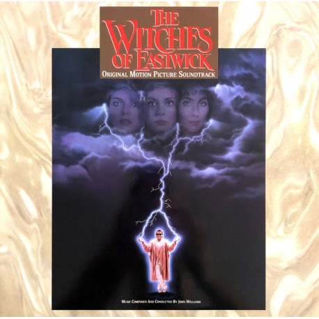 John Williams ‎– The Witches Of Eastwick - LP Vinyl Album Soundtrack
