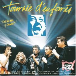 Les Enfoirés – Tournée d'enfoirés - LP Vinyl Album