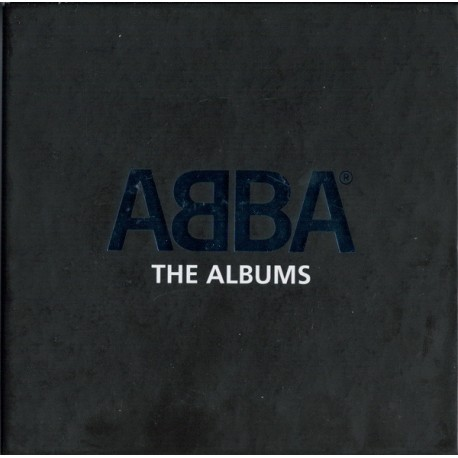 ABBA – The Albums - CD Boxset Collector 9 CD + Book 40 pages