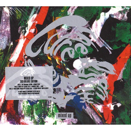 The Cure – Mixed Up - 3CD Digipack