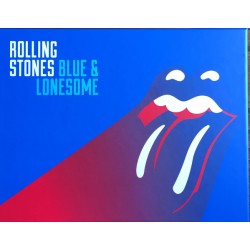 Rolling Stones – Blue & Lonesome - Boxset Collector Deluxe Edition