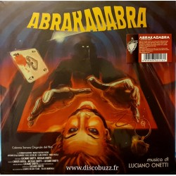 Luciano Onetti – Abrakadabra - Soundtrack - LP Vinyl Album