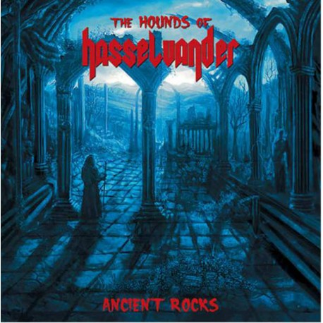 The Hounds Of Hasselvander ‎– Ancient Rocks - LP Vinyl Album