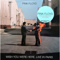 Pink Floyd ‎– Wish You Were Here - Live In Paris - LP Vinyl Album - Picture Disc Edition