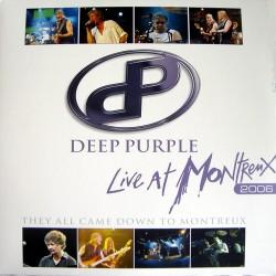 Deep Purple – Live At Montreux 2006 - They All Came Down To Montreux - Double LP Vinyl Album