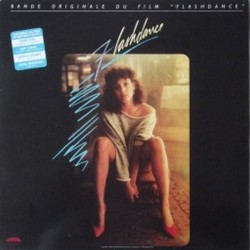 "Musique de Film - Various ‎– Bande Originale Du Film ""Flashdance"" - LP Vinyl"