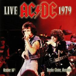 AC/DC – Live 1979: Towson Center Maryland - Double LP Vinyl Album