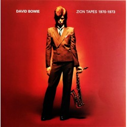 David Bowie ‎– Zion Tapes 1970-1973 - LP Vinyl Album - Glam Rock