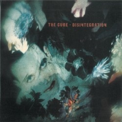 The Cure ‎– Disintegration - LP Vinyl Album Reissue