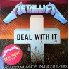 Metallica ‎– Deal With It - LP Vinyl Album - Limited Edition Picture Disc
