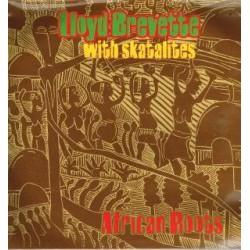 Lloyd Brevette With Skatalites – African Roots - Lp Vinyl Album Coloured + CD