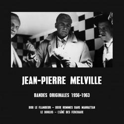 Jean-Pierre Melville – Bandes Originales 1956-1963 - LP Vinyl Album