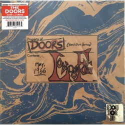 The Doors ‎– London Fog 1966 - LP Vinyl 10 inches - Record Store Day - Numbered