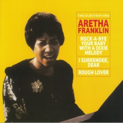 Aretha Franklin ‎– The Electrifying Aretha Franklin - LP Vinyl Album - Soul Music