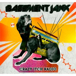 Basement Jaxx ‎– Crazy Itch Radio - Double LP Vinyl Album - Electro House