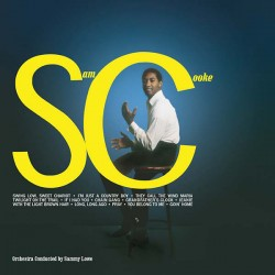 Sam Cooke ‎– Sam Cooke - LP Vinyl Album - Coloured Edition