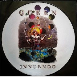 Queen ‎– Innuendo - LP Vinyl Album - Picture Disc Edition