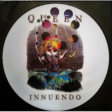 Queen – Innuendo - LP Vinyl Album - Picture Disc Edition