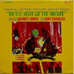 Musique de Film - Quincy Jones ‎– In The Heat Of The Night - LP Vinyl