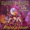 Iron Maiden – Another Life After Death - Double LP Vinyl Album Coloured Red Limited
