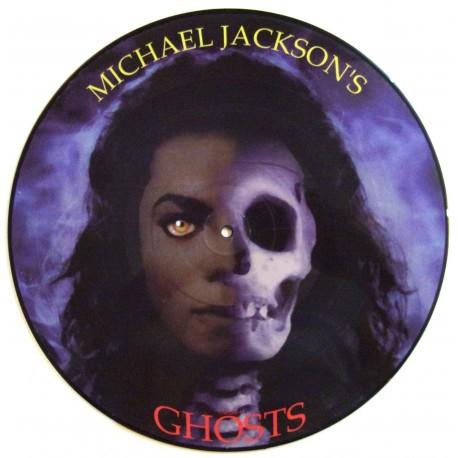 Michael Jackson – Ghosts - LP Vinyl Album Picture Disc Edition