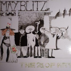 May Blitz ‎– The 2nd Of May - LP Vinyl Album