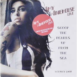 Amy Winehouse ‎– Scoop The Pearls Up From The Sea - LP Vinyl Album - Picture Disc Limited Edition