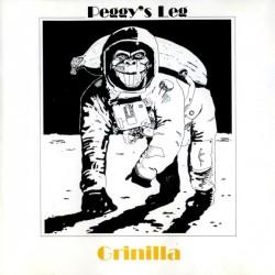 Peggy's Leg – Grinilla - LP Vinyl Album - Progressive Rock