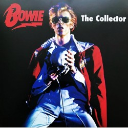 David Bowie ‎– The Collector - LP Vinyl Album - Coloured Gold Edition Numbered
